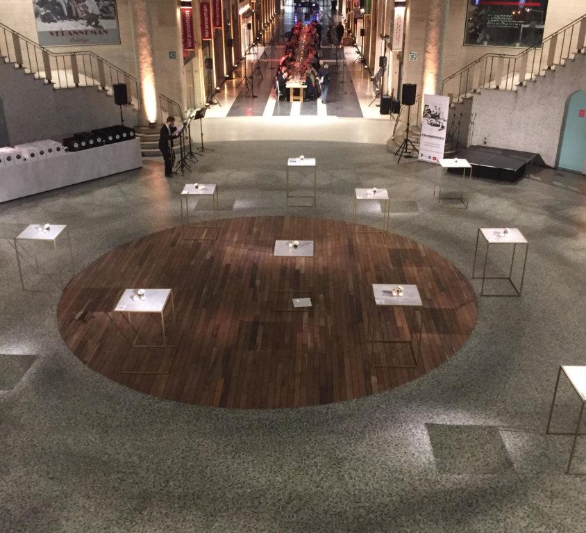 Tables d'Amis – Galerie Ravenstein