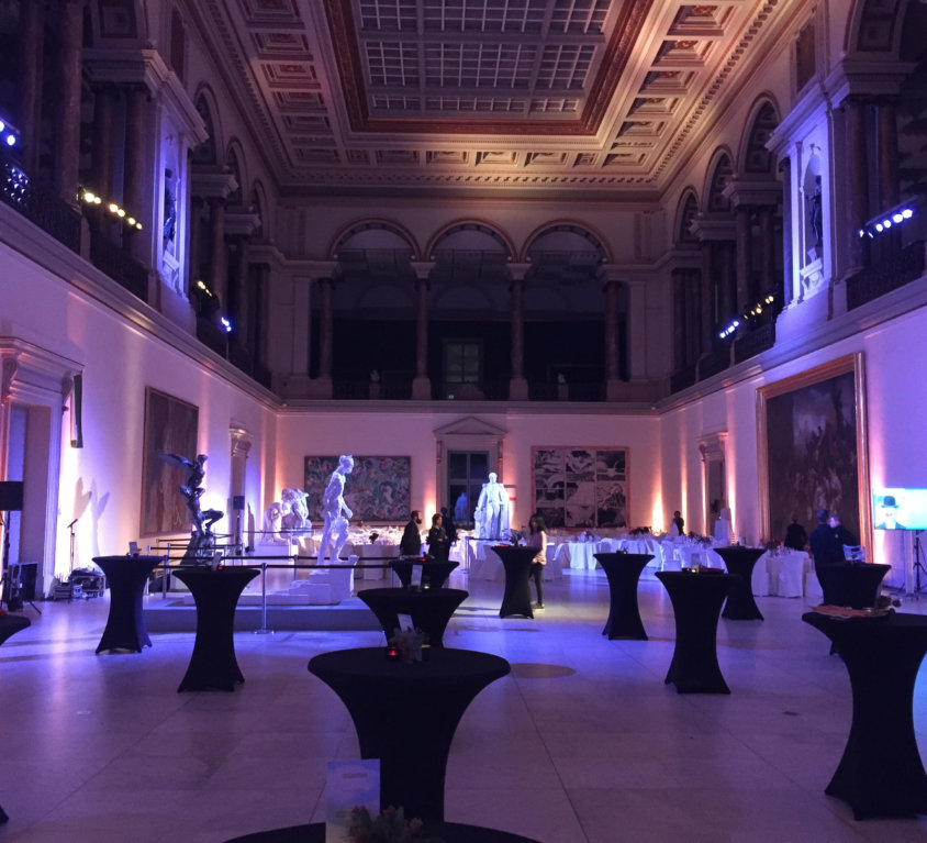 Corporate event – Musées royaux des Beaux-Arts