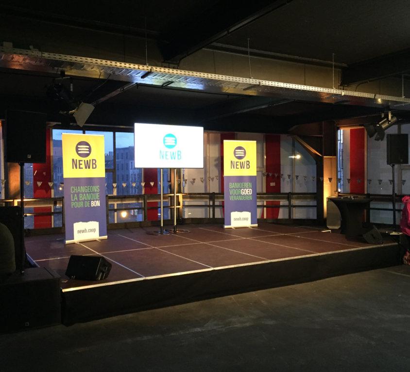 Conférence NewB – KANAL